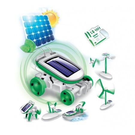 Купить Конструктор на солнечных батареях Bradex «Солар Моушен»
