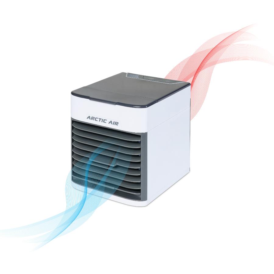Мини-кондиционер 4 в 1 Rovus Арктика Плюс — охладитель воздуха