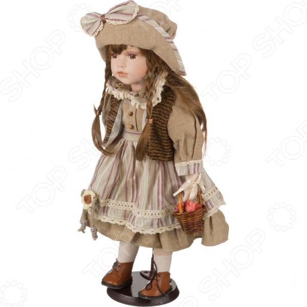 Кукла фарфоровая Lefard 485-224