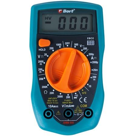 Купить Мультитестер Bort BMM-800