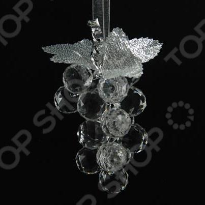 Новогоднее украшение Crystal Deco «Гроздь винограда» фигурки юнион фигурка гроздь винограда