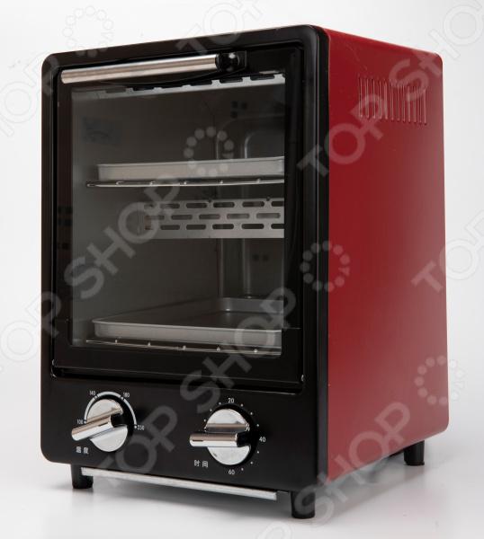 Мини-духовка электрическая «Домашние рецепты»  Интуитивно понятное управление поможет без труда подобрать...