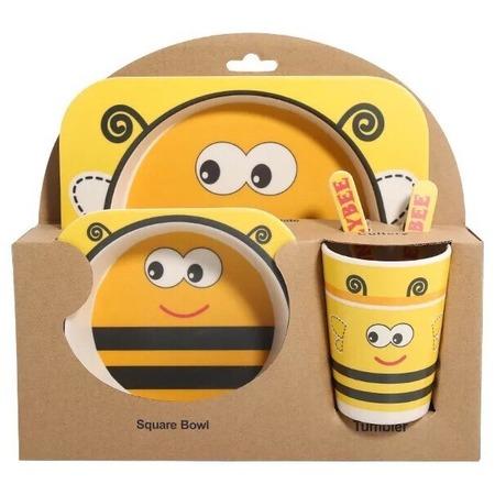 Купить Набор посуды для детей «Пчела»