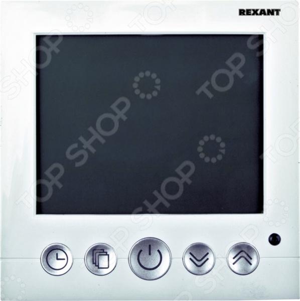 Терморегулятор с дисплеем и автоматическим программированием Rexant 51-0535 lacywear футболка dg1913 13 0535