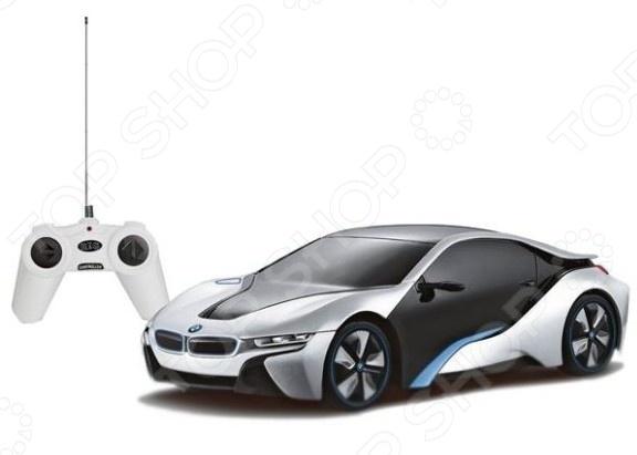 Машина на радиоуправлении Rastar BMW I8 цена 2017