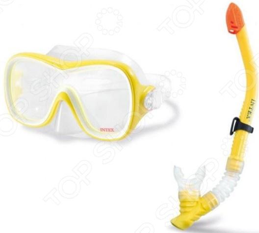 Набор для ныряния: маска и трубка Intex 55647 цена