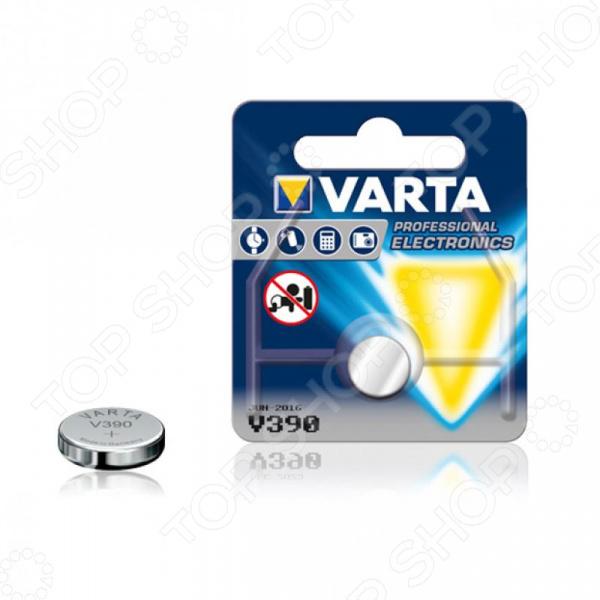 Элемент питания VARTA V 390 бл.1 цена