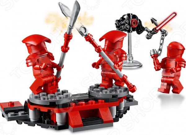 Конструктор игровой LEGO 75225 Star Wars «Боевой набор Элитной преторианской гвардии»