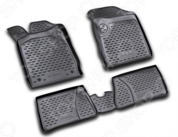 Комплект ковриков в салон автомобиля Novline-Autofamily Opel Insignia 2008 седан, универсал, хэтчбек. Цвет: черный - фото 8