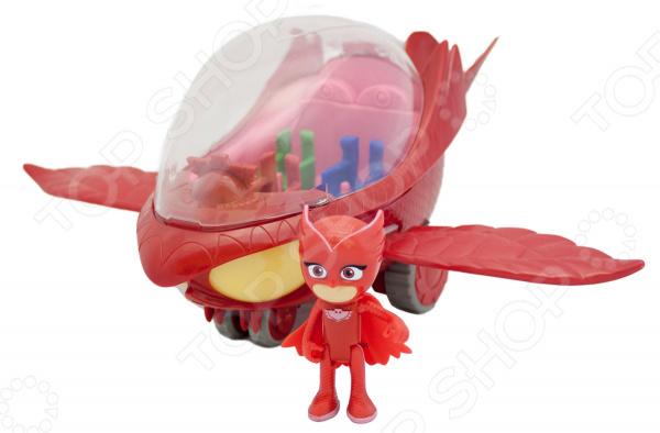 Машинка игрушечная с фигуркой PJ Masks «Соволет» бита практика 776 621 pz2 50мм профи 50шт