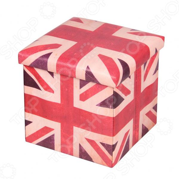 Пуф-короб для хранения Miolla Great Britain Colours Miolla - артикул: 1699847