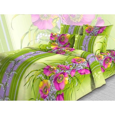 Купить Комплект постельного белья Fiorelly «Полевой роман». 1,5-спальный