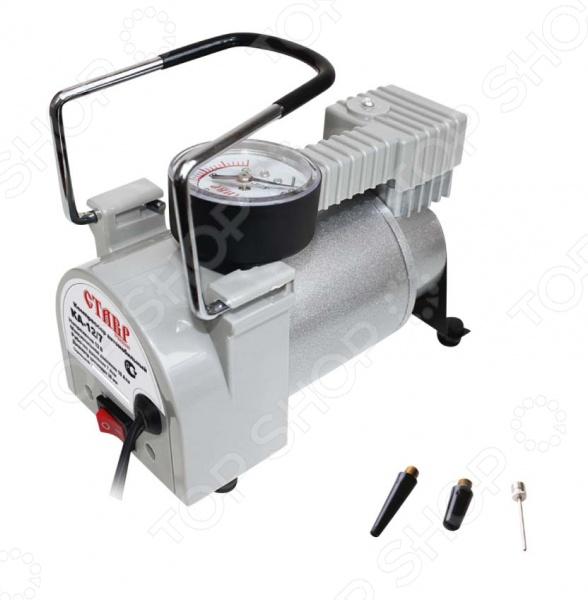 Компрессор автомобильный СТАВР КА-12/7 автомобильный компрессор агрессор agr 160
