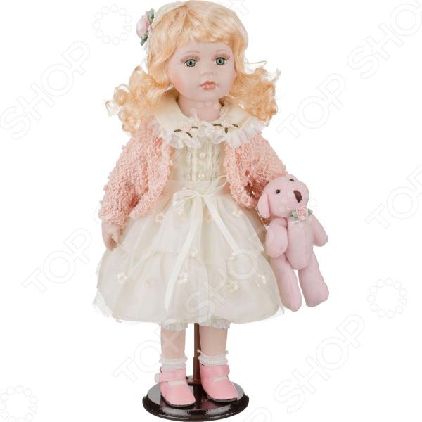 Кукла фарфоровая Lefard «Мальвина» 485-250