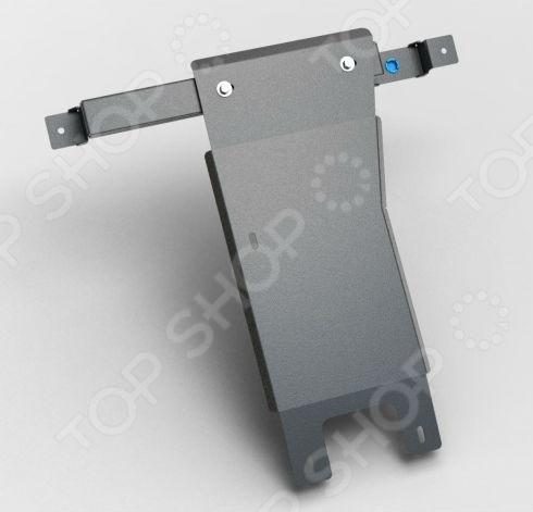 Комплект: защита раздаточной коробки и крепеж Novline-Autofamily ВАЗ 21214M 2010: 1,7 бензин МКПП hustler комплект топ и трусики в сетку
