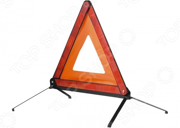 Знак аварийной остановки усиленный Stels 54915 Stels - артикул: 861601