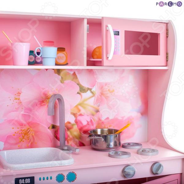 Кухня игрушечная PAREMO «Фиори Роуз» 2