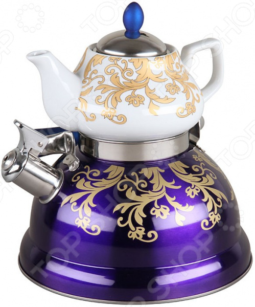 Набор чайников Pomi d'Oro P-650131 гриффис м эпштейн л как заработать на акциях для чайников