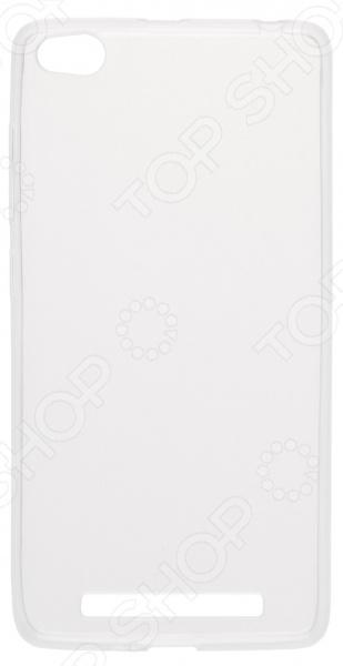 Чехол защитный skinBOX 4People slim для Xiaomi Redmi 3