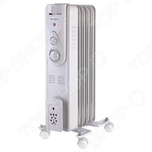 Радиатор масляный Supra ORS-05-P2