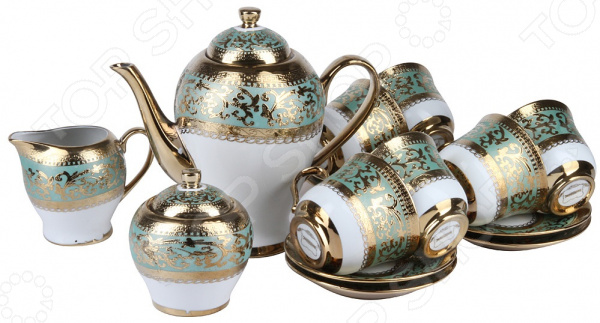 Чайный сервиз Rosenberg RPO-115030 Paradiso чайный сервиз 23 предмета на 6 персон bavaria кёльн b xw213y 23