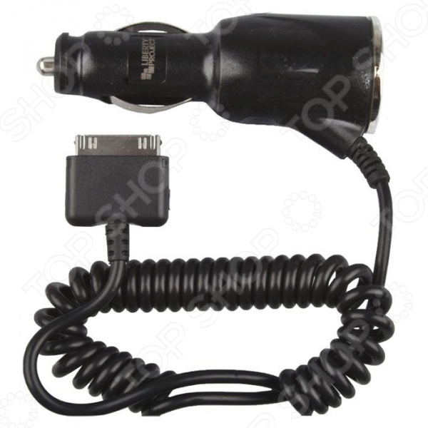 Устройство зарядное автомобильное LP 2,1 А Apple 30 pin зарядное устройство canon lc e12e original для lp e12