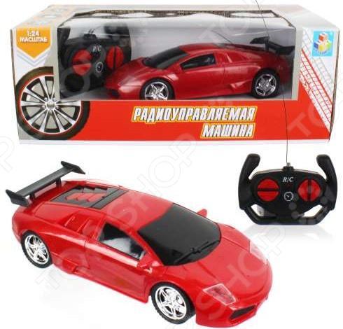 Машинка на радиоуправлении 1 Toy «Спортавто» Т13859
