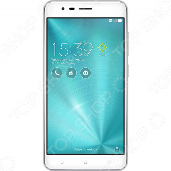Смартфон Asus ZenFone 3 Zoom ZE553KL 64 Gb asus zenfone zoom zx551ml 128gb 2016 black