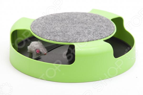 Когтеточка для кошек Bradex Мышелов хозяин уральской тайг