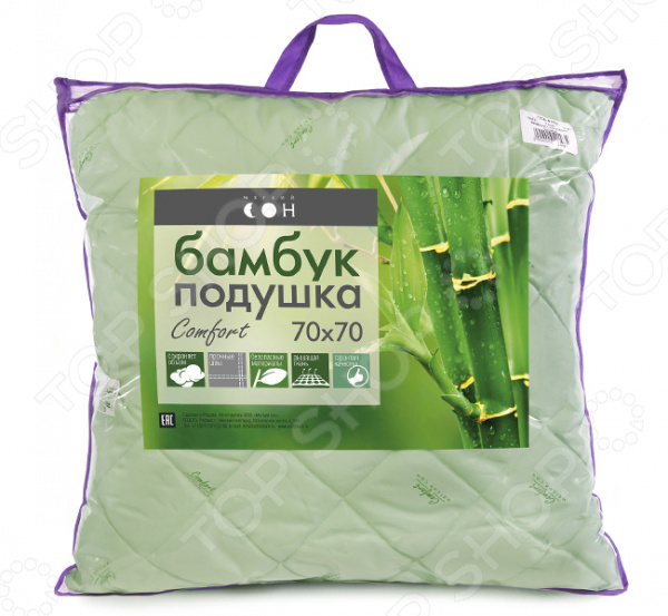 Zakazat.ru: Подушка Мягкий Сон «Бамбук»