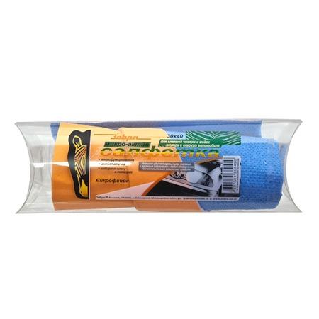 Купить Салфетка двухслойная универсальная Зебра Z-0450