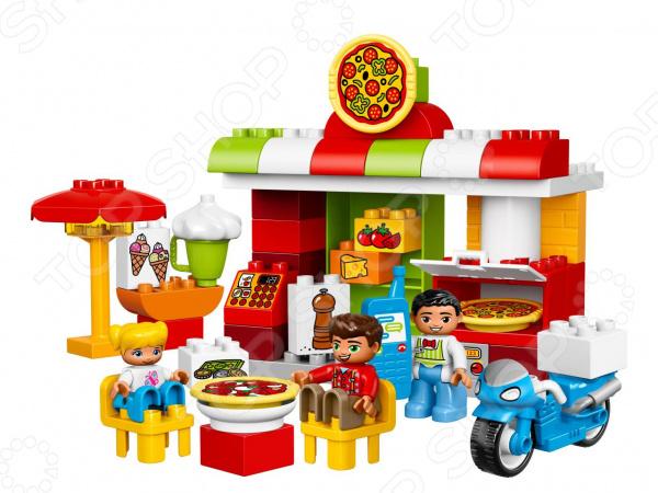 Конструктор для малышей LEGO Duplo «Пиццерия»