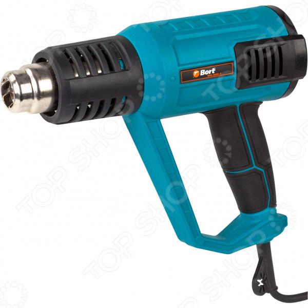 Фен технический Bort BHG-2000L-K 1