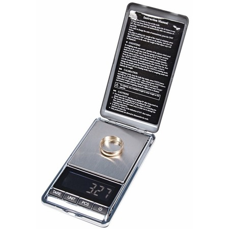 Весы для ювелирных изделий карманные Rexant 72-1000