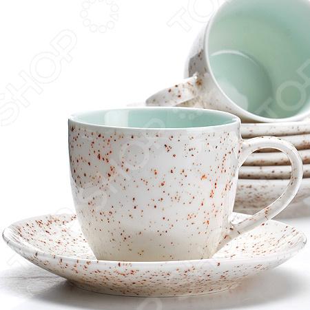 Чайный набор Mayer&Boch «Керамическая крошка»