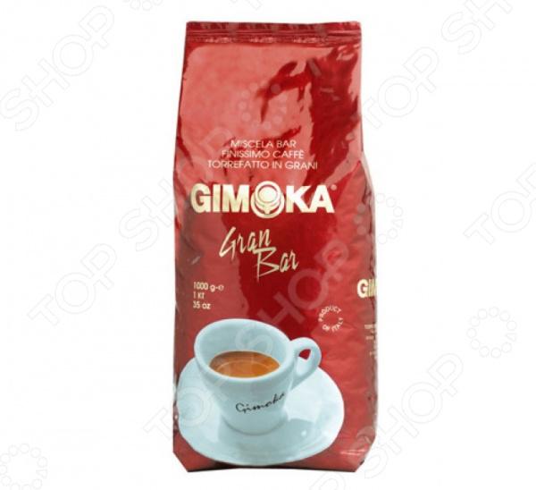 Кофе в зернах Gimoka Rossa Gran Bar
