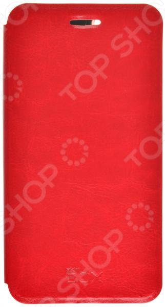 Чехол skinBOX Lenovo K5/K5 Plus/A6020 аксессуар защитная пленка lenovo vibe k5 k5 plus a6020 5 red line матовая