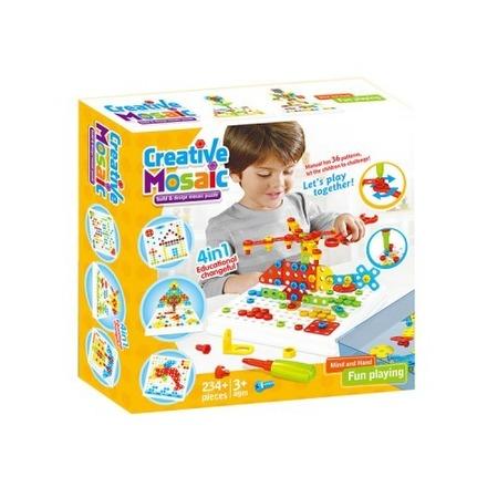 Купить Игра-копилка Creative Mosaic 3D 4in1