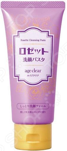 Пенка для умывания Rosette Acne Clear для сухой кожи для очищения кожи tria positively clear acne clearing blue light