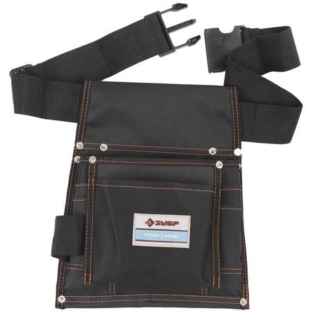 Купить Сумка-пояс для инструмента Зубр «Крона» 38650