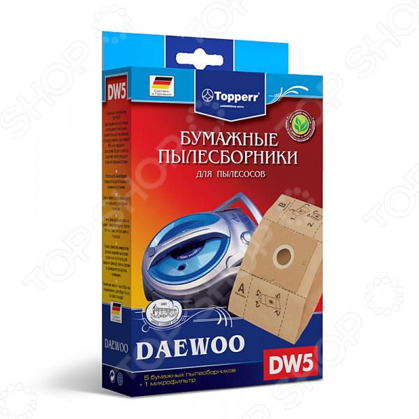 Фильтр для пылесоса Topperr DW 5