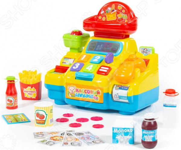 Игровой набор POLESIE «Кассовый аппарат для супермаркета»