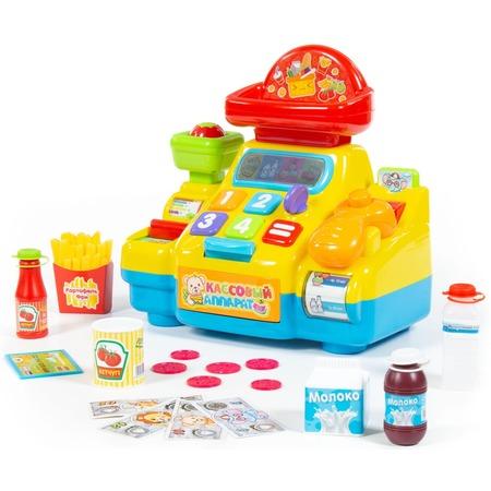 Купить Игровой набор POLESIE «Кассовый аппарат для супермаркета»