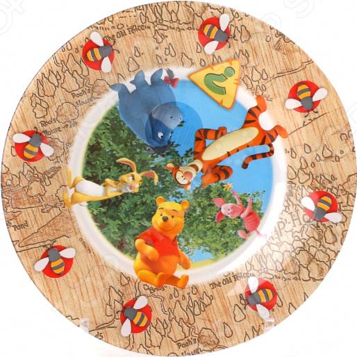 Тарелка десертная детская Luminarc «Винни и Природа»