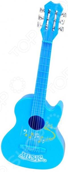 Гитара игрушечная Наша Игрушка «Первые аккорды». В ассортименте