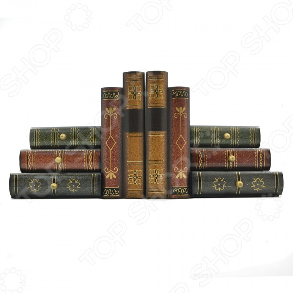 Подставка для книг с емкостью для хранения Patricia IM99-2616 шкатулки patricia шкатулка для медикаментов 16 13 7 26см