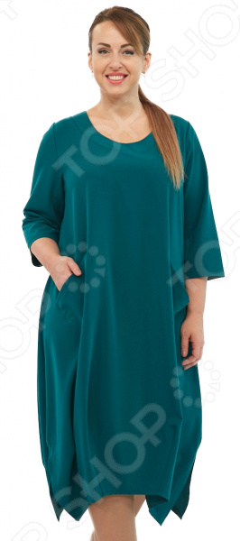 Платье Pretty Woman «Сивилла». Цвет: зеленый