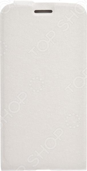 Чехол-флип skinBOX LG K8 mooncase лич кожи кожа флип сторона кошелек держателя карты чехол с kickstand чехол для lg l70 ярко розовый