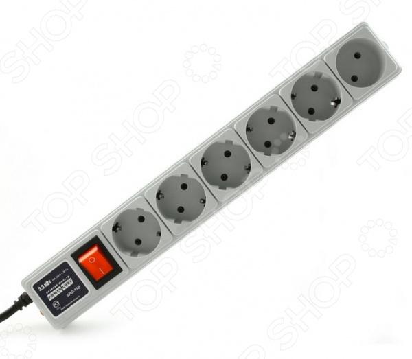 Фильтр-удлинитель Power Cube SPG(5+1)-15B