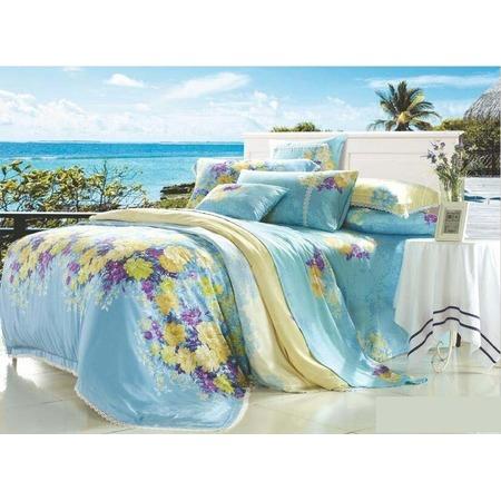 Купить Комплект постельного белья Jardin TL-144. Семейный